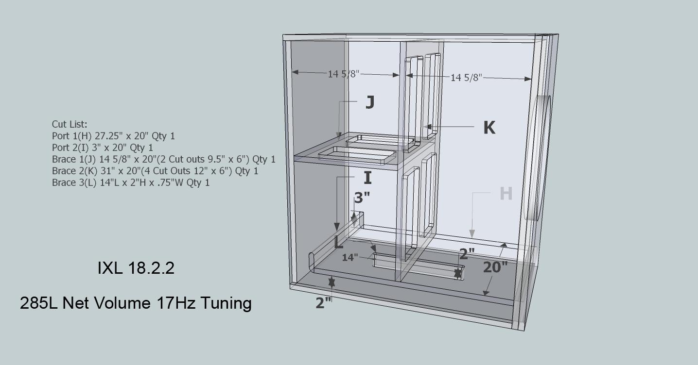 Paul Cs Overnight Sensations Flat Packed Techtalk Speaker Subwoofer Box Diagram Since